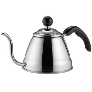Fino Pour Over Coffee and Tea Kettle, 4 14-Cup