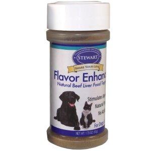 Stewart Flavor Enhancer for Dogs Cats Beef (1.75 oz)