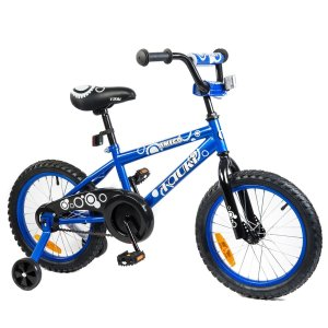 Tauki Kid Bike BMX Bike for Boys and Girls, Best Gift for Kids, 12 Inch, 16 Inch