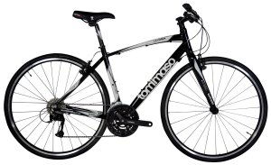 Tommaso La Forma Lightweight Aluminum Fitness  Hybrid Bike, Shimano Equipped Commuter Bicycle