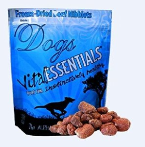 Vital Essentials Freeze Dried Nibblets Beef 1 lb