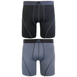 adidas Men's Sport Performance Climalite 9-Inch Midway Underwear