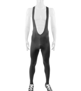 Big Tall Men's Stretch Fleece Bib Tights Bibtight