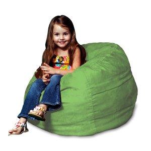 Chill Bag - Bean Bags Kids Bean Bag Chair, Lime