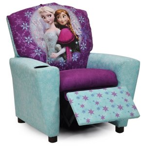 Disney Frozen Kids Recliner