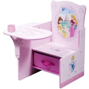 Disney Princess Chair with Desk for girls by Disney