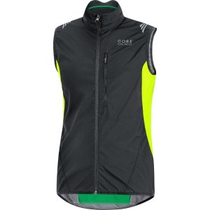 Gore Bike Wear Men ELEMENT WINDSTOPPER Active Shell Vest, VWLELE