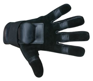 Hillbilly Wrist Guard Gloves - Full Finger