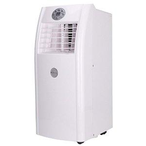 Homegear 8000 BTU Portable Air ConditionerDehumidifierFan with Remote Control