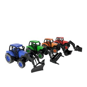 MOTA Mini Farm Tractor Set