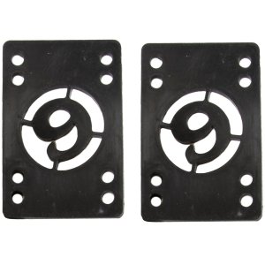 Sector 9 Shock Pads 1 8 (4pcs) Skateboarding Risers Pads