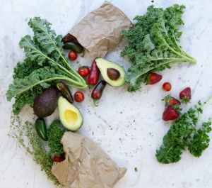 fresh nutritious food for weight management