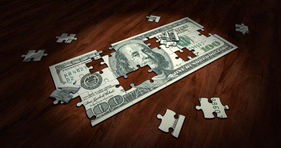 hundred dollar bill puzzle