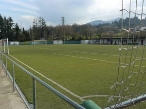 Fútbol en Orduña