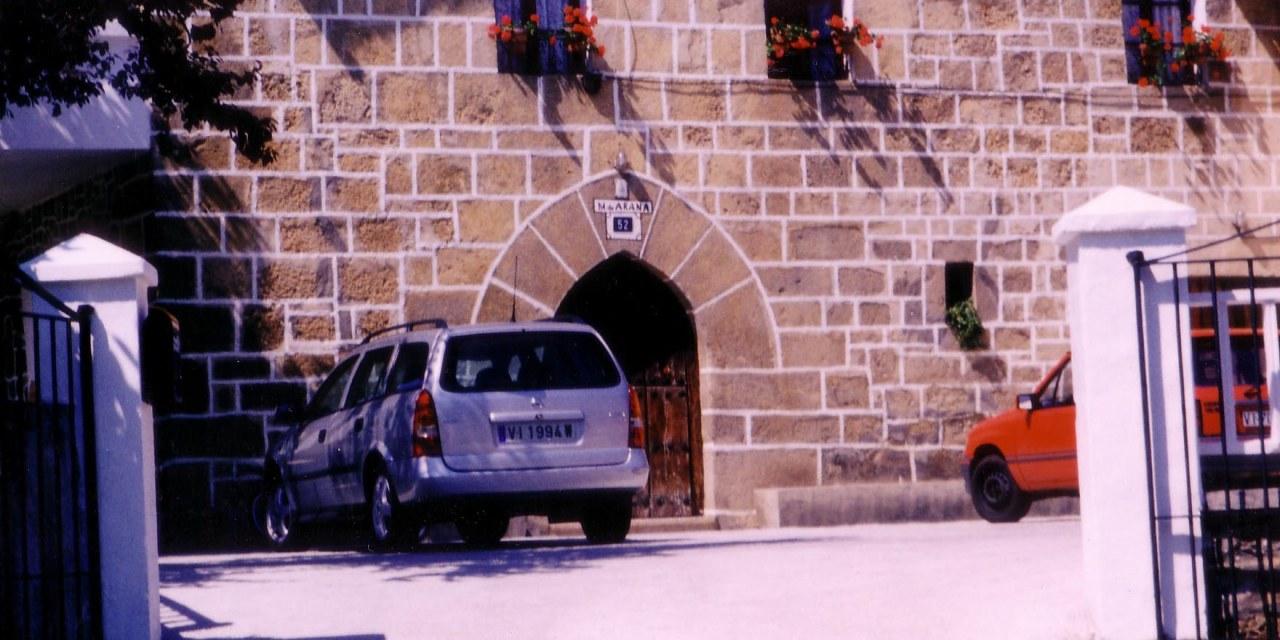 La arquitectura civil gótico-renacentista en DELIKA