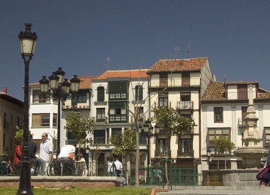 La Plaza (lado Norte)