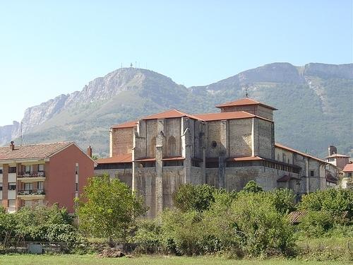 Iglesias en Orduña
