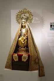 Restauración de la imagen de Nuestra Señora de la Antigua