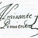 ¿Era cubano el Almirante Díaz Pimienta?