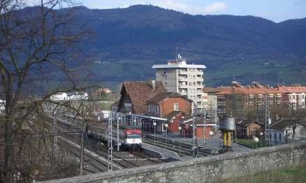El Ferrocarril Bilbao-Tudela