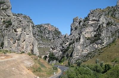 El camino directo a la Meseta Orduña-Pancorbo (I)