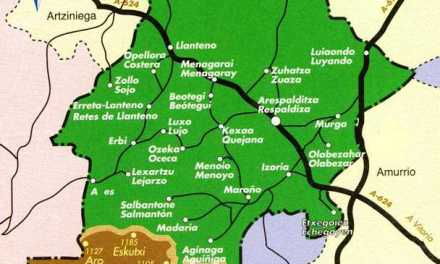 Poblamiento altomedieval en Ayala y Alto Nervión (IV)