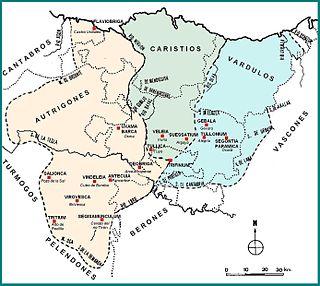 Caristios, Várdulos, Autrigones: Un problema para el vasquismo