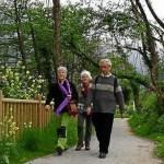 El paseo del Nerbioi seguirá 3 kilómetros a través de Amurrio