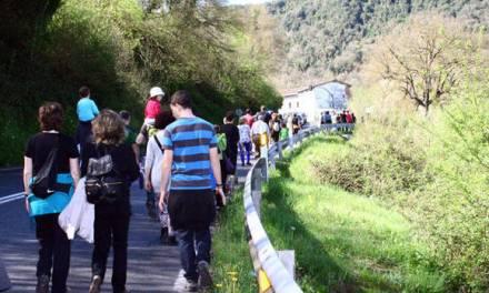 Orduña exige un nuevo trazado del vial de Saratxo