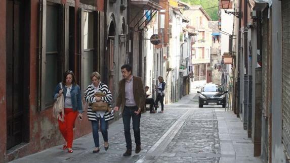 Las casas del casco histórico de Orduña pagarán el doble de IBI el próximo año