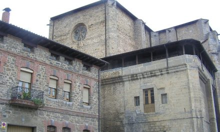 CAPILLA del SANTO CRISTO (Santa María)