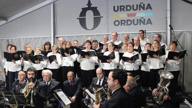 50 años de música coral en Orduña