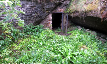 Inscripciones latinas en la Cueva del Puente