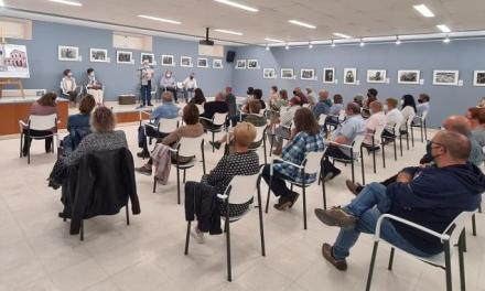 El museo Orduña Hiria inaugura la nueva sala de exposiciones Fede Ruiz