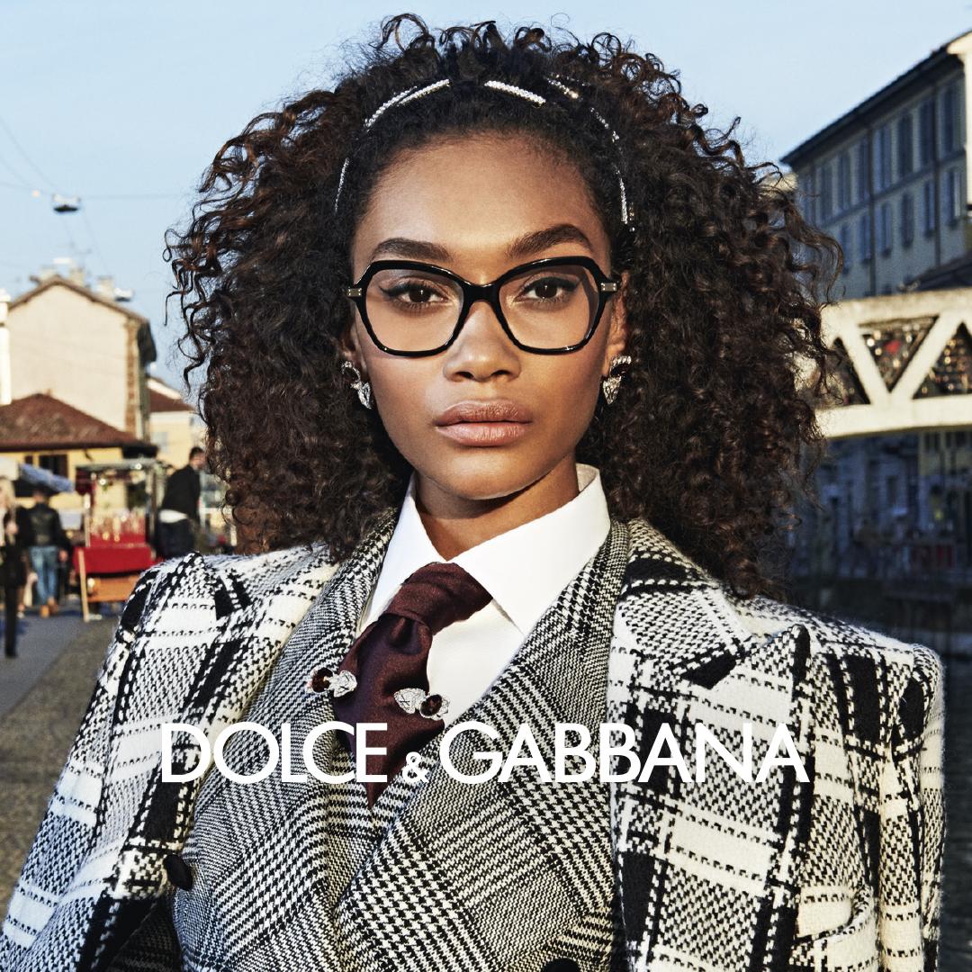 D&G eyewear