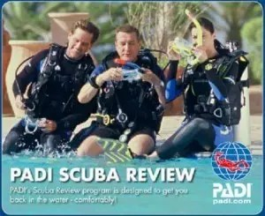 scuba review - tune up
