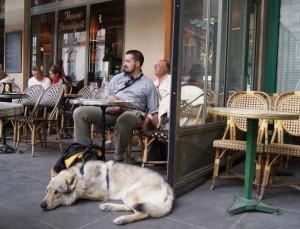 Un Caffè de Le Tuileries
