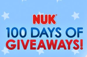 Nuk 100 days of giveaways