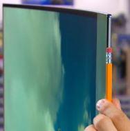 LG Oled TV pencil thin