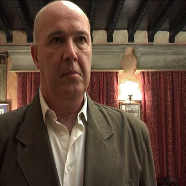 Alberto Gonzalez premio al mejor actor cortometraje A la Sombra
