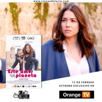 Se estrena la película Este amor es de otro planeta, tanto en cines como en VOD.