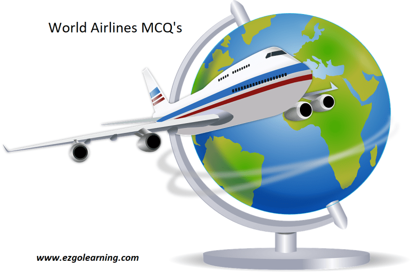 World Airlines MCQ's