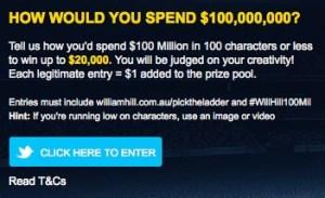 AFL Promotion win $20,000