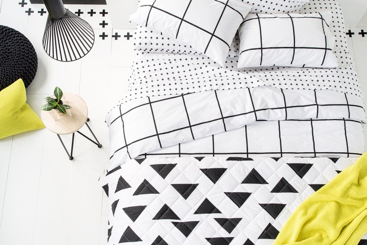 Homeware Trends: Geometric Prints for your home