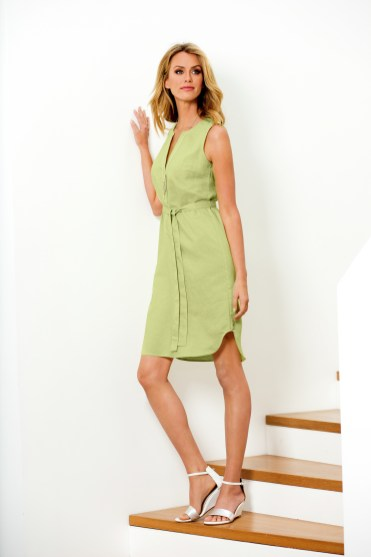 Capture Linen Dress Style Number: 145606