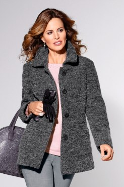 Your new coat? Style 149542 - Capture European Witt Textured Coat