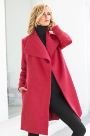 Your new coat? Style 152235 - Capture Shawl Collar Coat