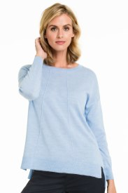 Luxuriously soft and oh so warm, this Capture Merino Jumper will make a welcome addition to your winter wardrobe. Capture Merino Jumper Style Number: 152361