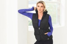 NEW ARRIVAL: The Puffer Jacket. Perfect for working out in!