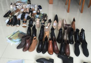 Footwear Buyer, Camille shares pictures from her travels
